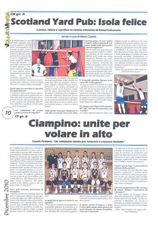 Volley Mania Inzio Stagione 2010